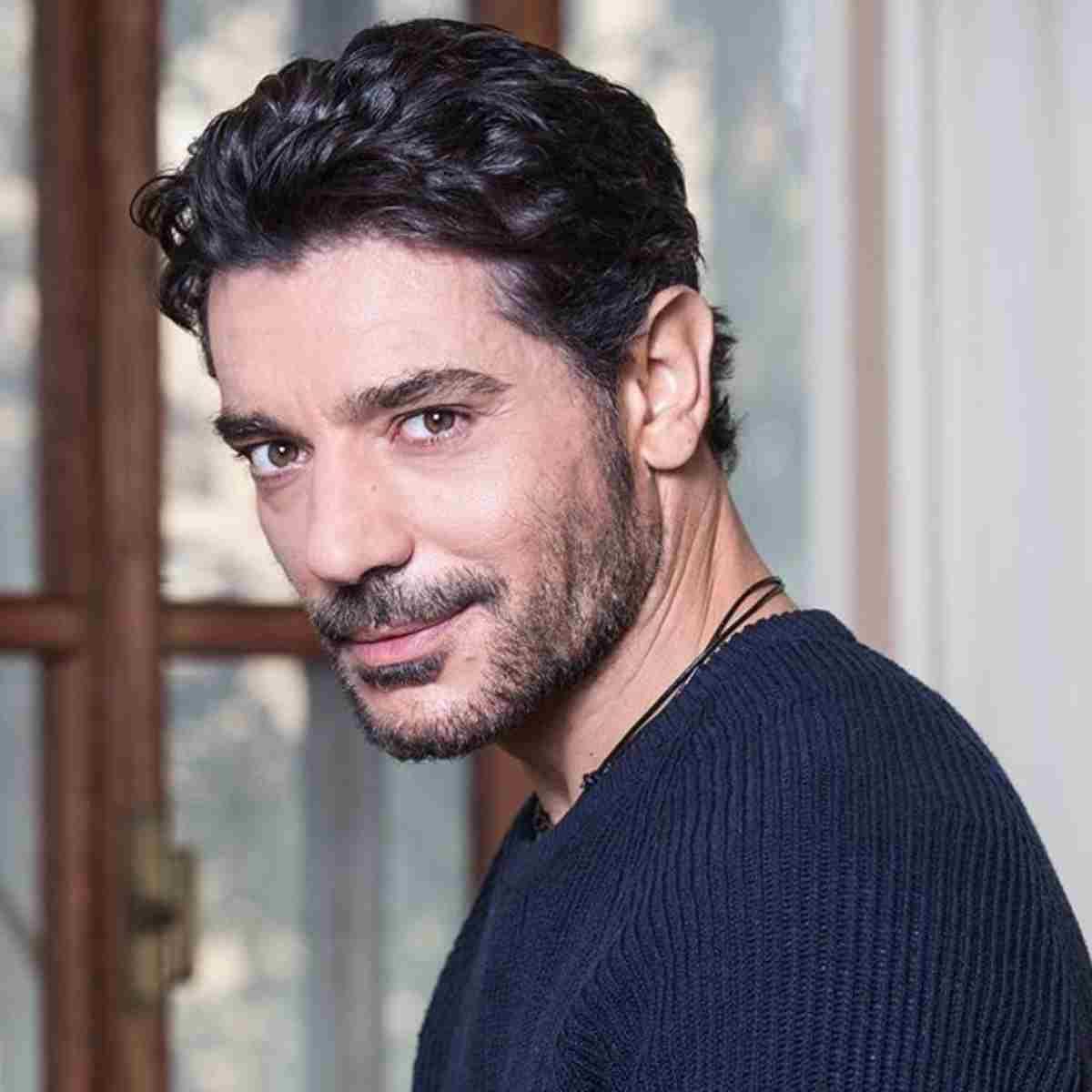 Giuseppe Zeno è Stefano De Angelis, Mentre ero via: moglie, età, figlia