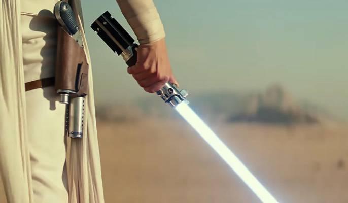 Star Wars showrunner trilogia