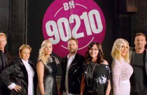 Beverly Hills 90210 lite attrici