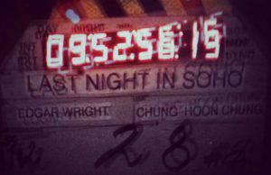 Last Night in Soho riprese