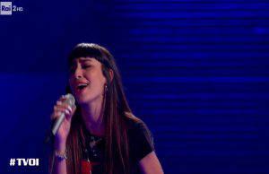 Carmen Pierri The Voice