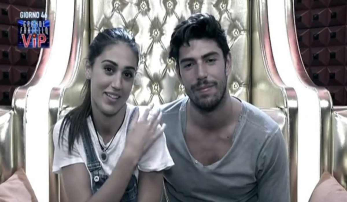 Cecilia Rodriguez e Ignazio Moser si sposano