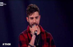 Matteo Camellini The Voice