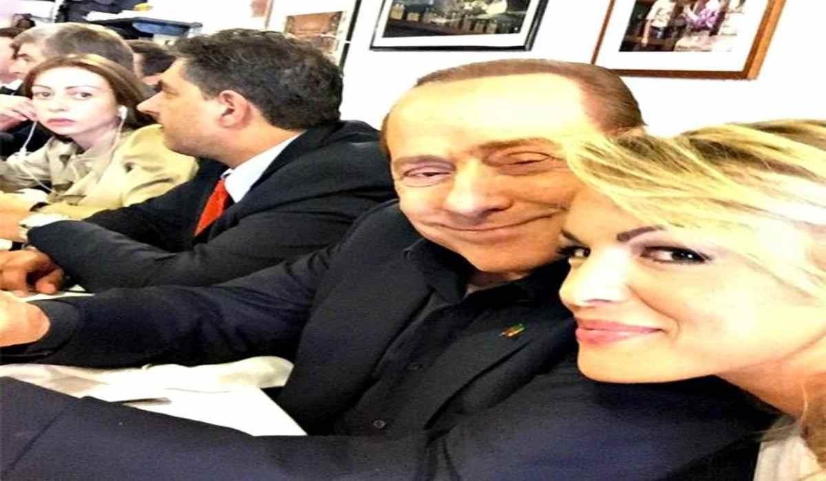 compagna Silvio Berlusconi