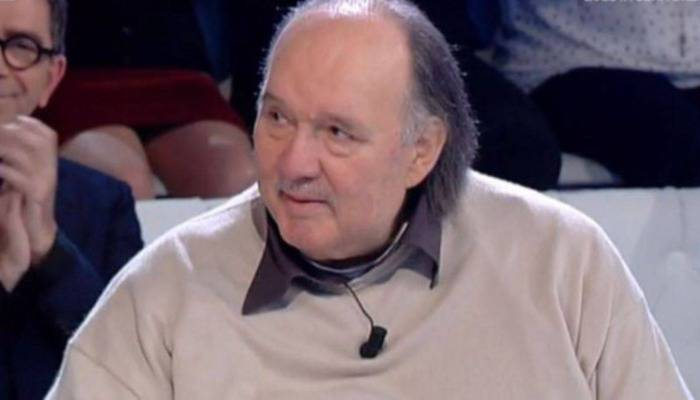 Giampiero Galeazzi piange in diretta tv, cosa è successo?