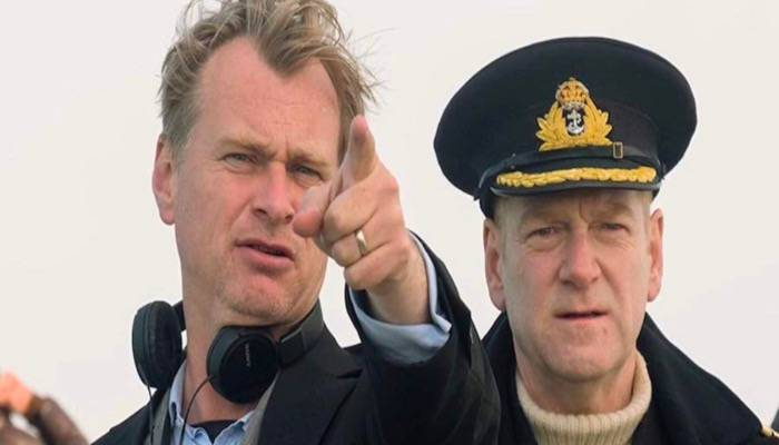 Christopher Nolan titolo cast