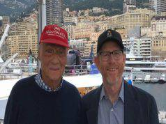 Niki Lauda Ron Howard