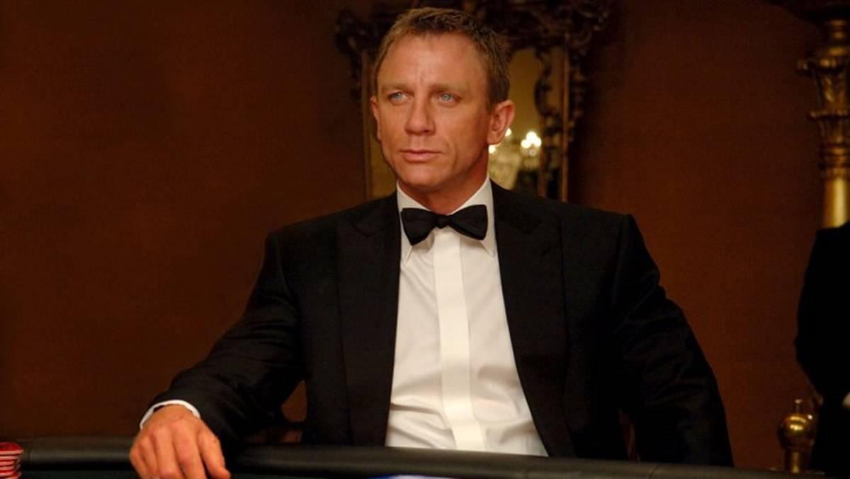 Bond 25 infortunio Daniel Craig