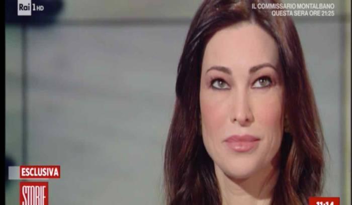 Manuela Arcuri coinvolta in processo per ndrangheta, così ha conosciuto Simone Coppi