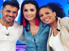 Marco Maddaloni e Romina Giamminelli ospiti dalla Balivo. Si sposano?