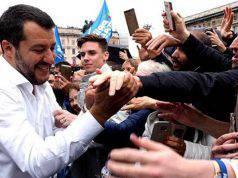 Matteo Salvini e Francesca Verdini, amore al capolinea?