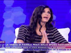 Pamela Prati crolla a Verissimo
