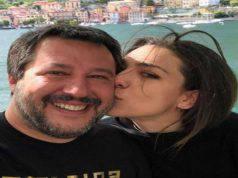 Matteo Salvini, nessuna crisi con la Verdini. I due insieme in un post social