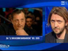 Silvio e Gabriele Muccino in tribunale