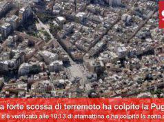 terremoto puglia barletta
