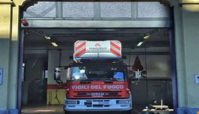 Bologna, muore anziana dopo incendio in appartamento