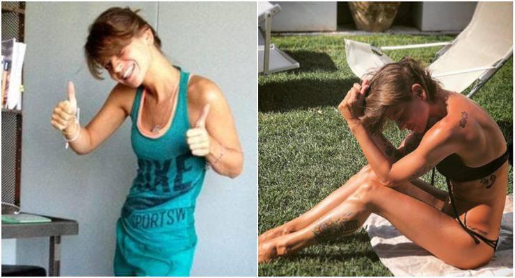 Alessandra Amoroso troppo magra