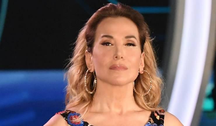 Barbara D'Urso a Sanremo 2020