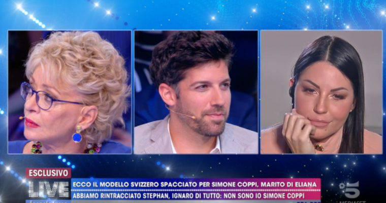 Eliana Michelazzo incontra Simone Coppi
