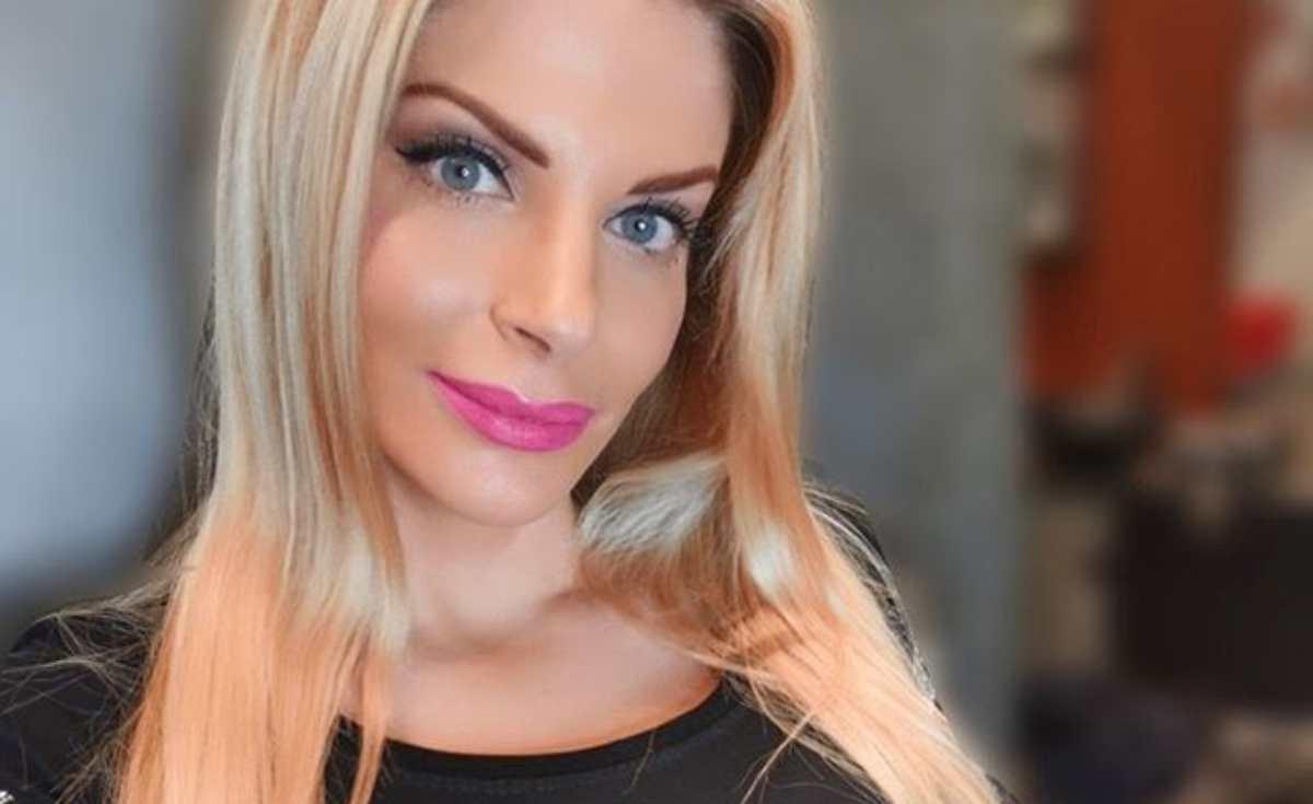 Francesca Cipriani malata