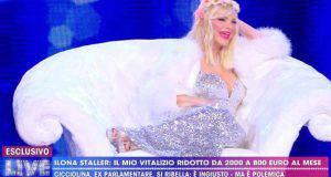 Ilona Staller querela Rocco Siffredi