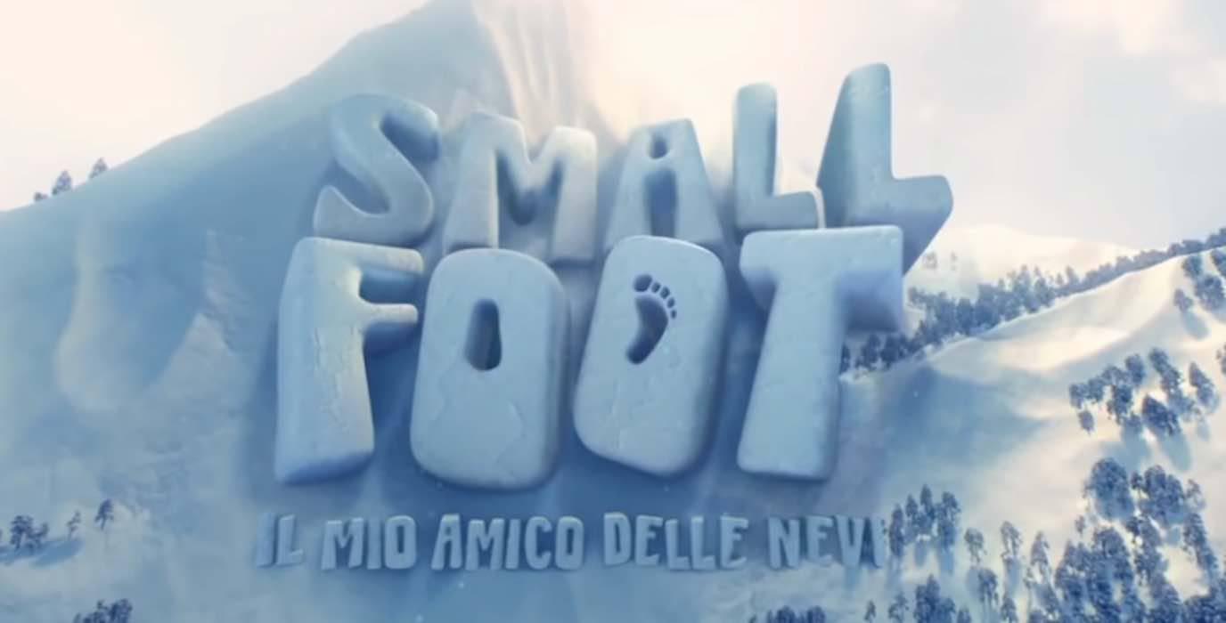 Lorenzo Licitra doppiatore, Smallfoot Il mio amico delle nevi