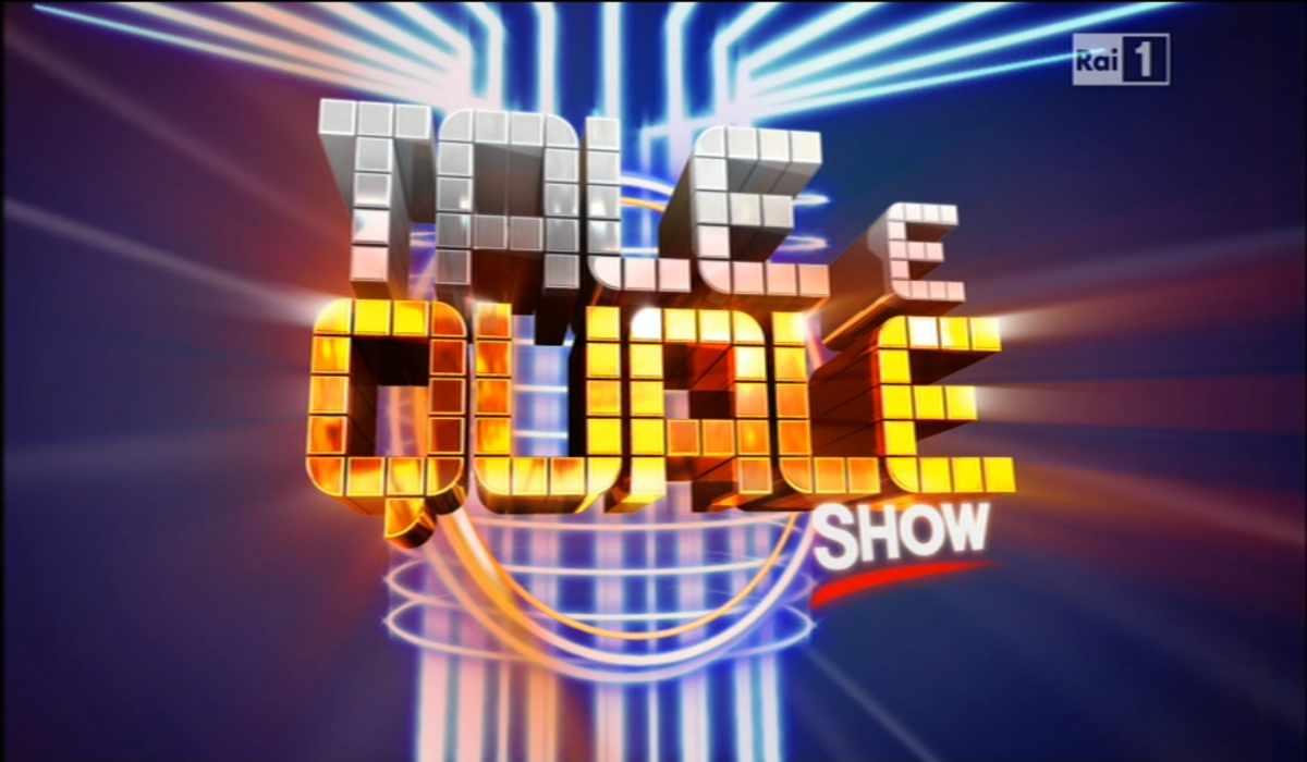 Tale e Quale show cast