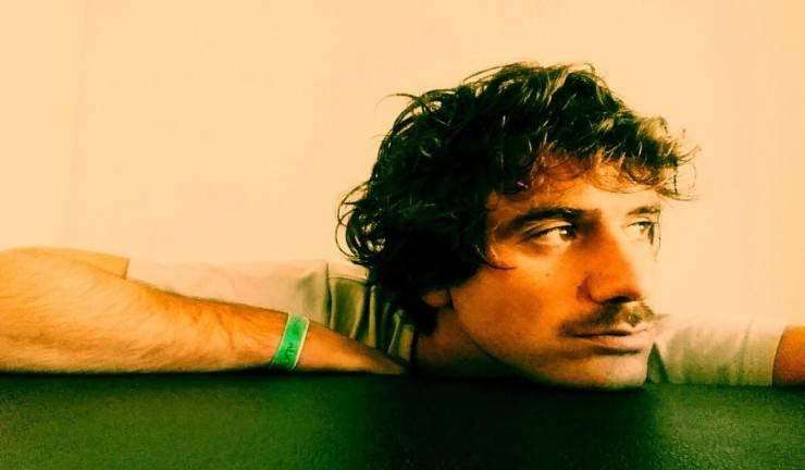 the giornalisti Tommaso Paradiso