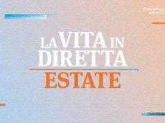 Beppe Convertini e Lisa Marzoli la vita in diretta estate