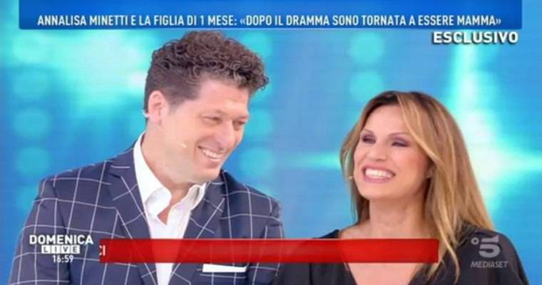 marito Annalisa Minetti