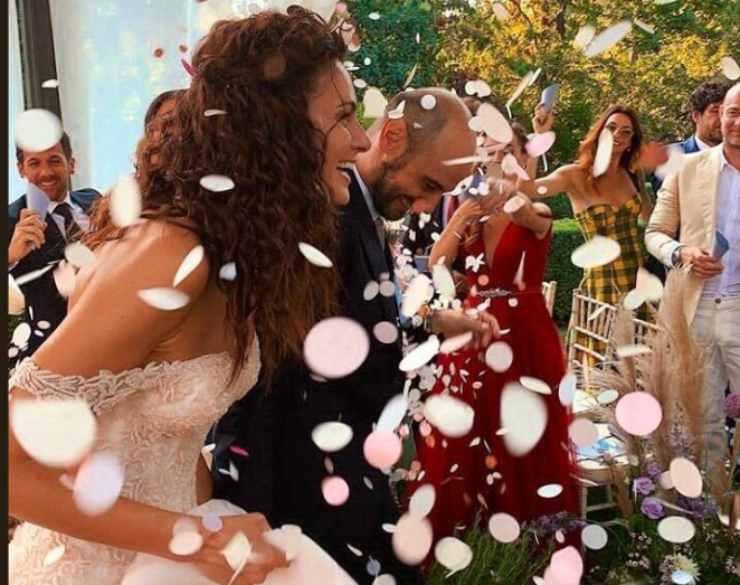 Paola Turani Riccardo Serpella matrimonio