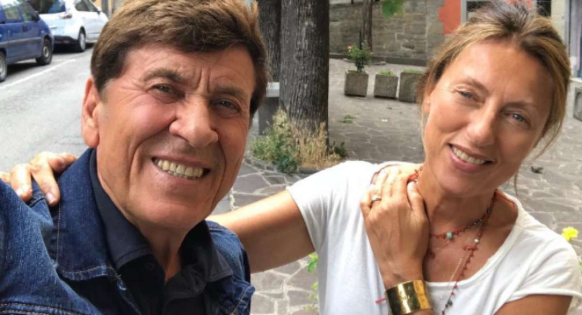 Anna moglie Gianni Morandi