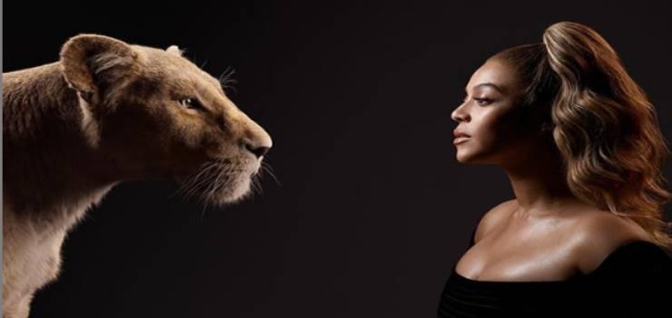 beyoncé colonna sonora re leone