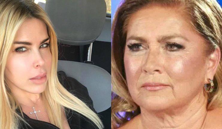 Loredana Lecciso su Romina Power