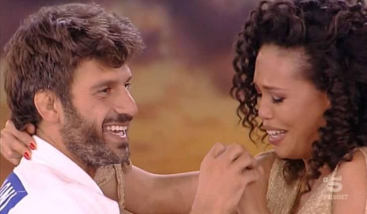 Marco Maddaloni e Romina sposi