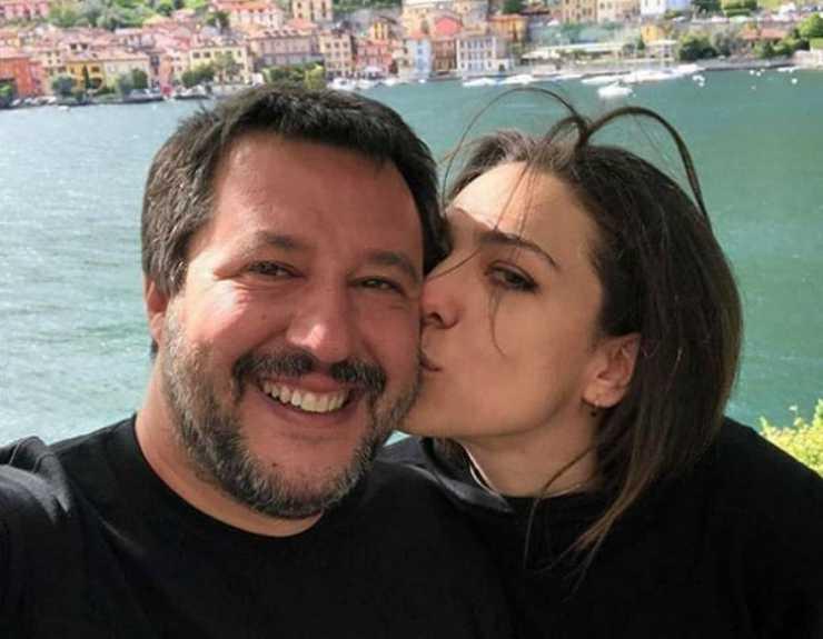 Matteo Salvini fidanzata