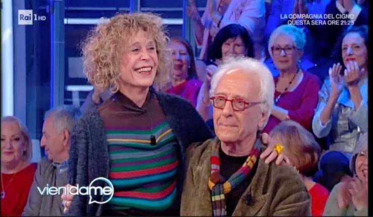 Giampiero Mughini, lite furiosa in diretta con Alba Parietti
