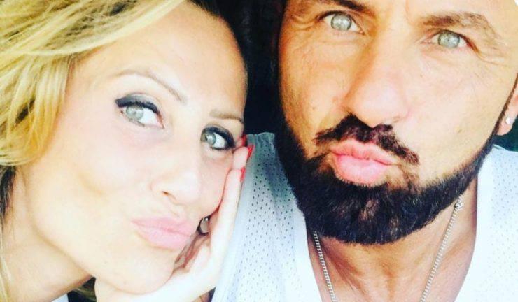 Sossio Aruta e Ursula Bennardo crisi gravidanza
