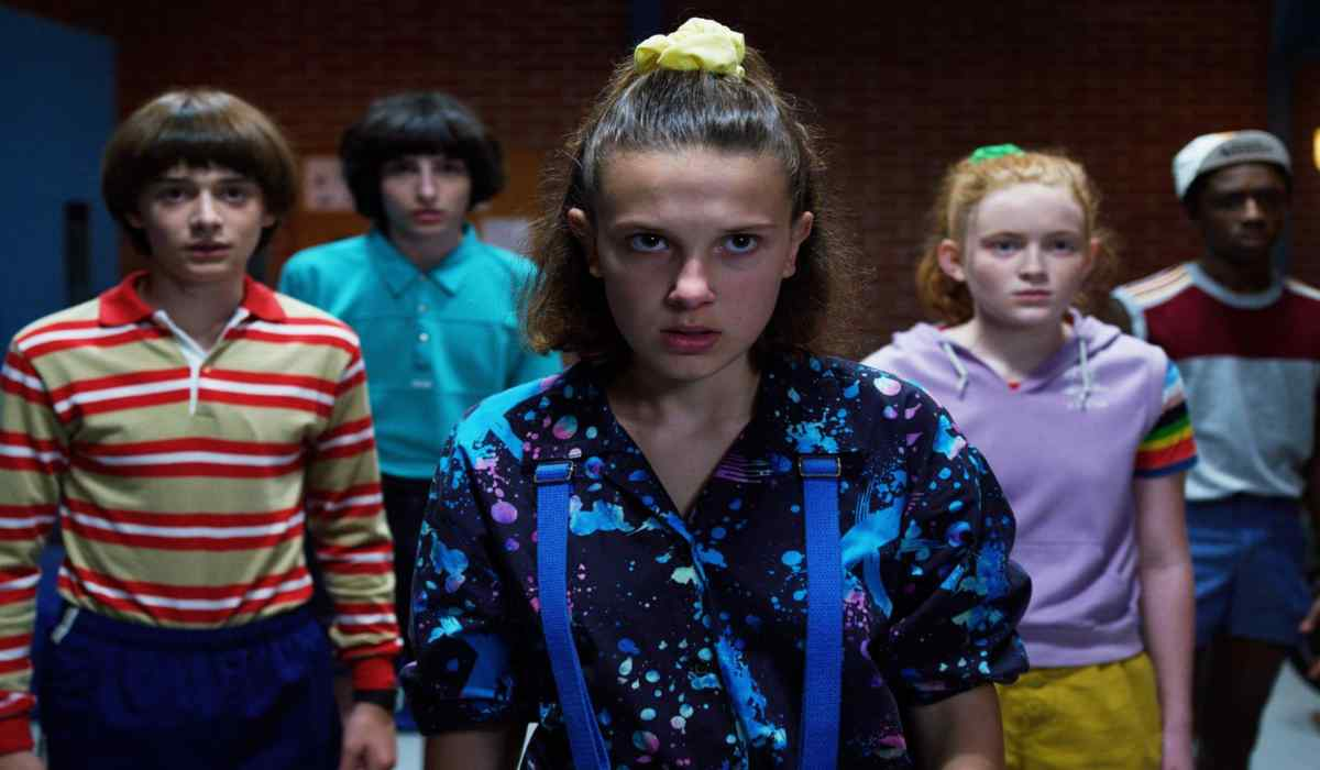 Stranger Things 3 record