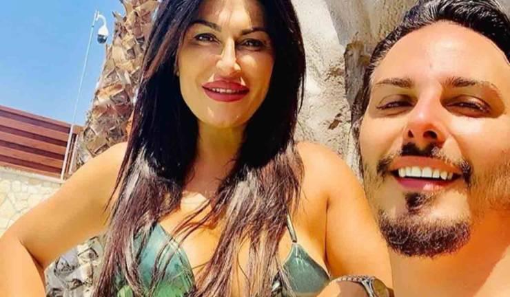 Tony Colombo Tina Rispoli matrimonio