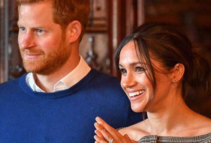 harry e meghan merkle