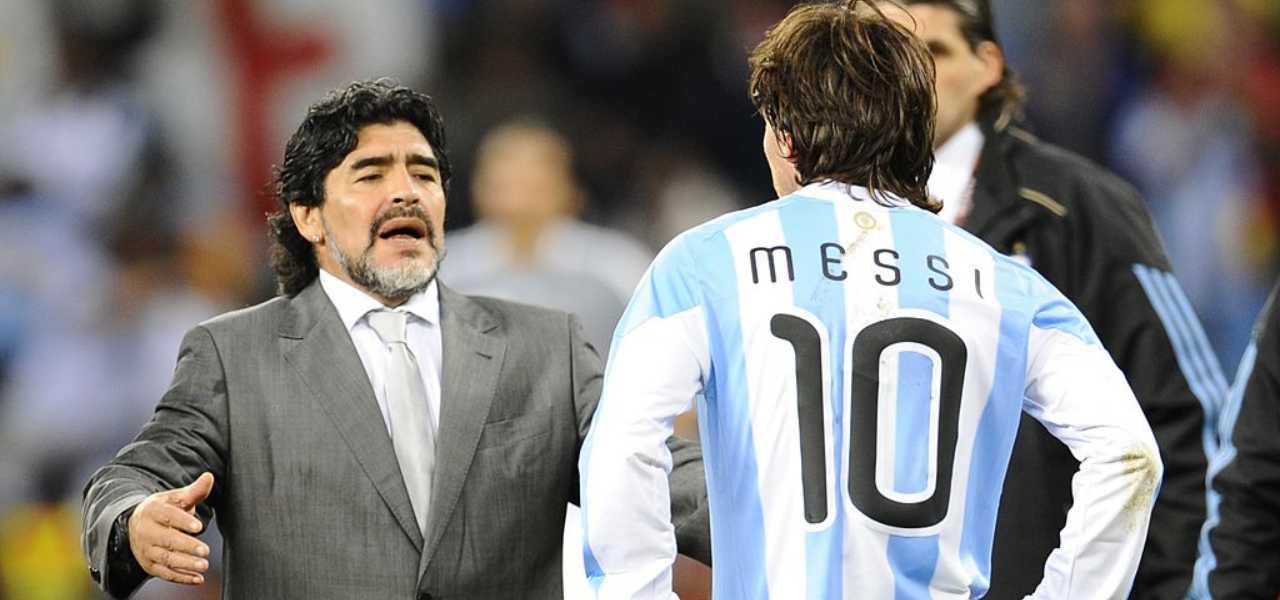 Messi o Maradona?