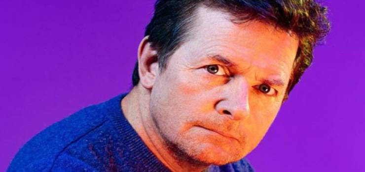 Michael J Fox PARKKINSON RITORNO AL FUTURO