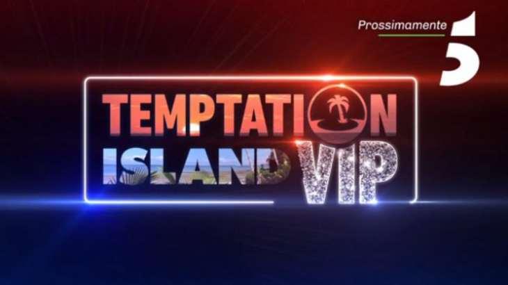 temptation island vip 2 ex Ronaldo