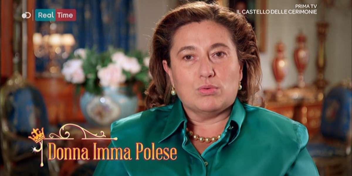 Donna Imma Polese Castello Cerimonie