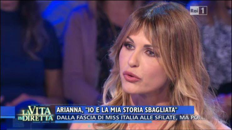 L'incubo di Arianna David, l'ex Miss Italia sequestrata in casa