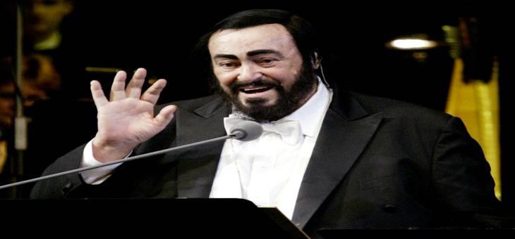 Luciano Pavarotti vita