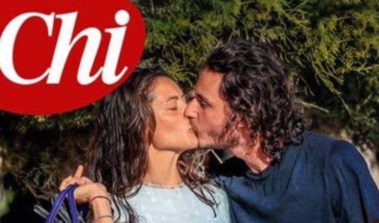 Eros Ramazzotti: l'ex moglie Marica Pellegrinelli bacia il nuovo fidanzato FOTO
