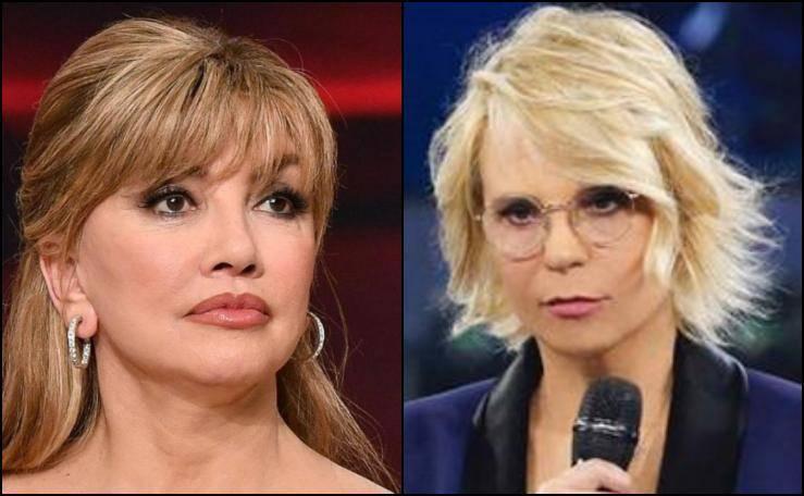 Milly Carlucci rivalità con Maria De Filippi
