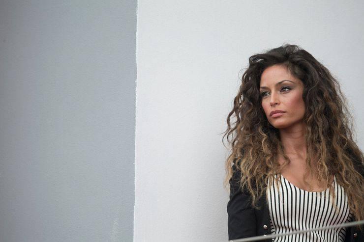 Raffaella Fico sul flirt con Francesco Caserta